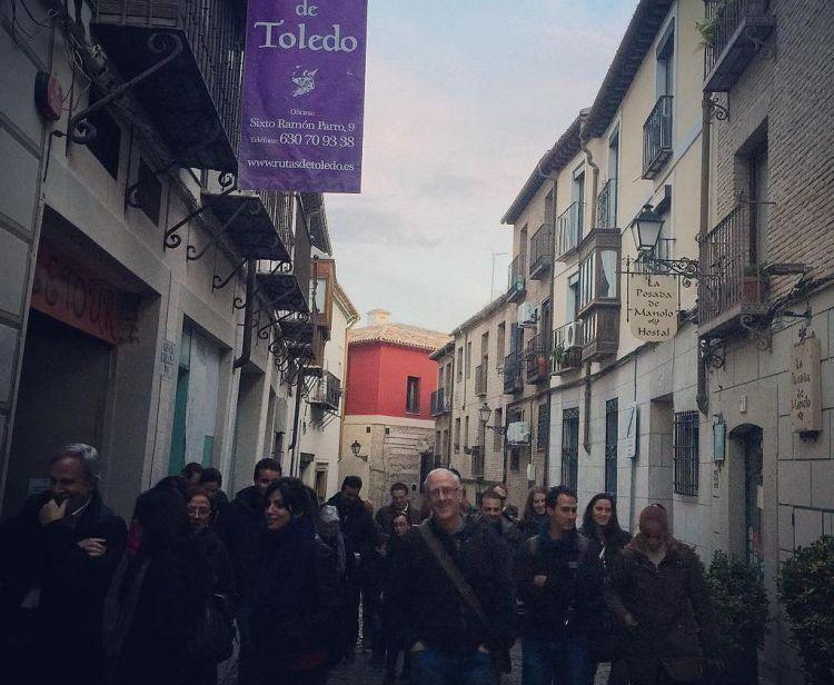 La magia di Toledo