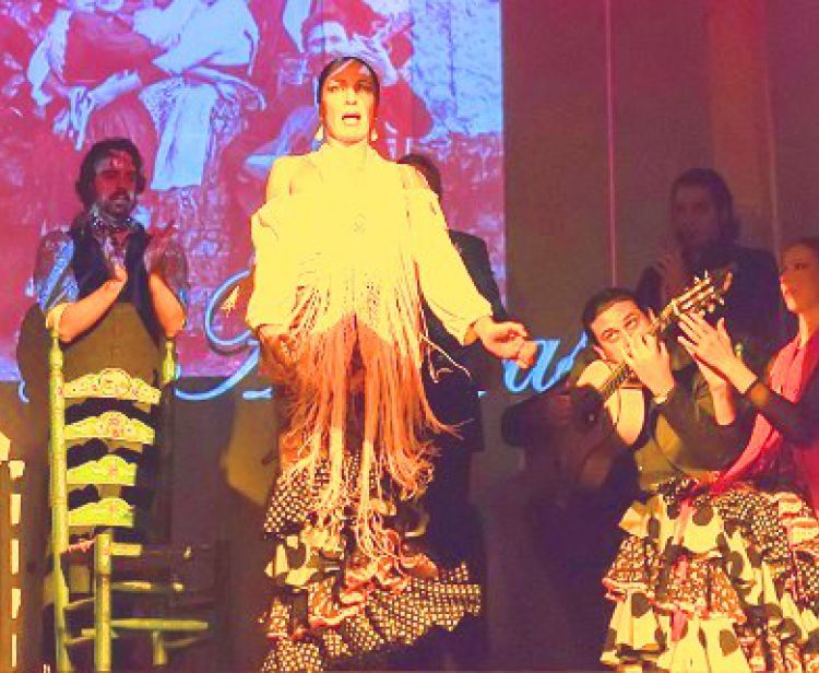 Flamenco a Malaga