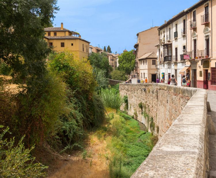 Tour dell'Albaicin e Sacromonte a Granada