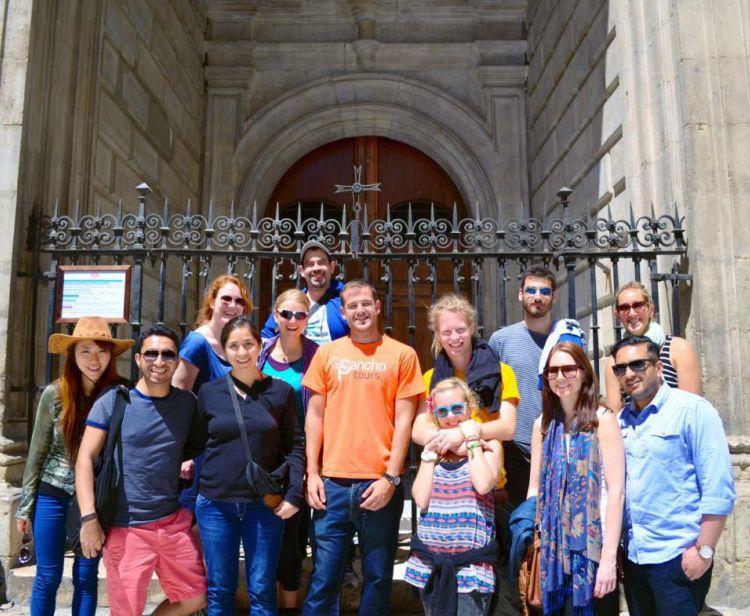 Free tour dei monumenti