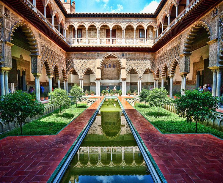 Visita Guidata dell'Alcazar e della Giralda e Cattedrale di Siviglia