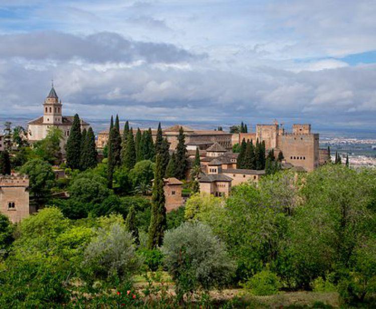 Tour della città dell'Alhambra