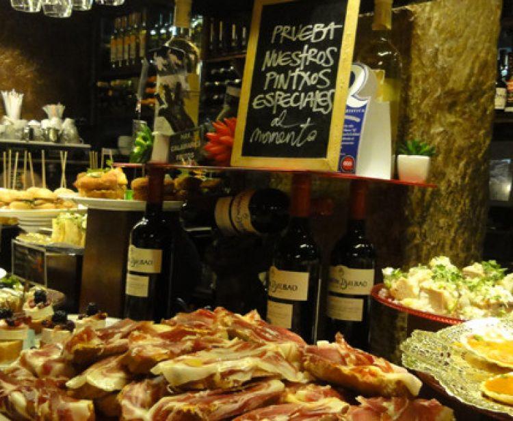 Giro gastronomico di Bilbao