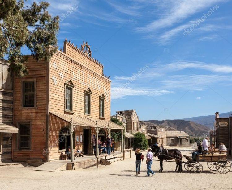 La migliore città occidentale di Almeria