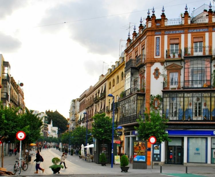 Tour del quartiere ebraico di Santa Cruz + essenza di Triana