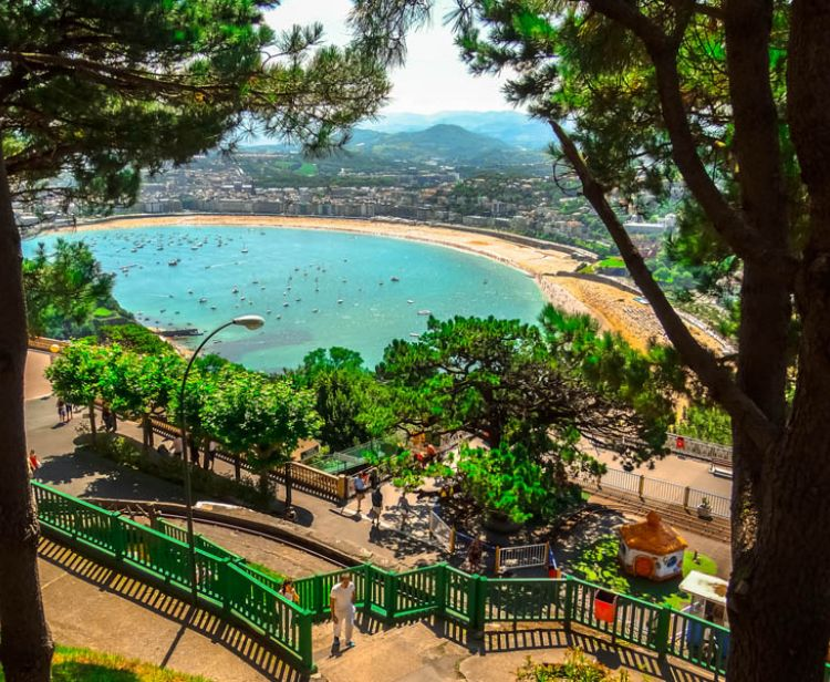 Top Tour a San Sebastian