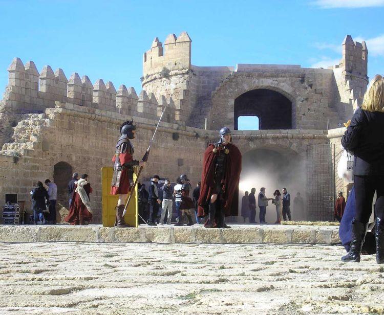 Alcazaba di Almeria