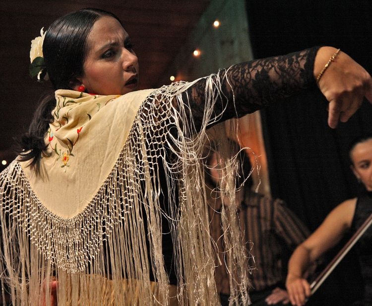 Spettacolo di Flamenco Cadiz