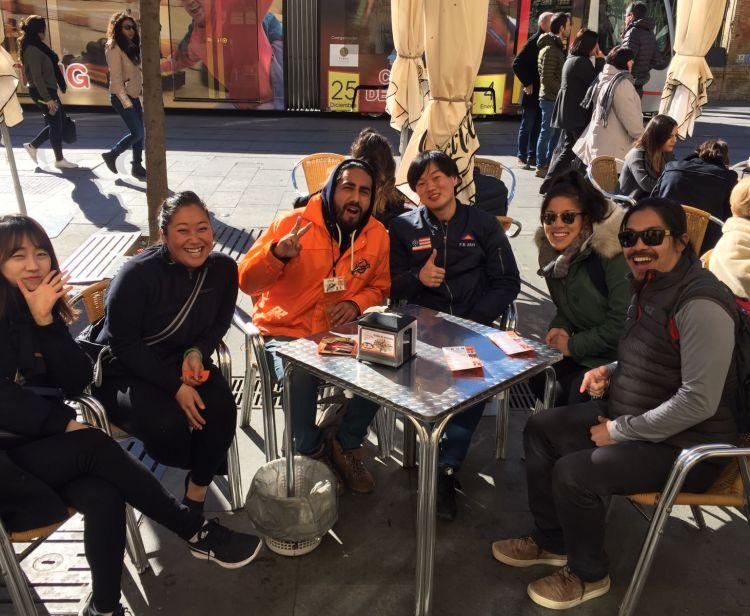 Tour del quartiere ebraico di Santa Cruz + Tour di Tapas a Siviglia