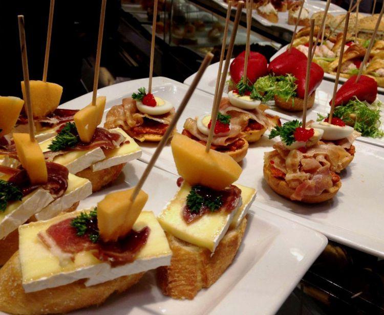 Tour Gourmet di Tapas & Vini