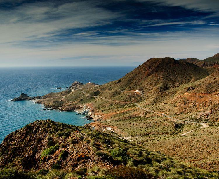 Escursione a Cabo de Gata da Almeria
