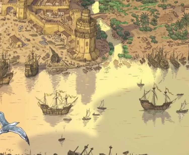 Magellano e Elcano Tour Primo giro del mondo