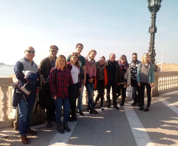 Tour Privato a piedi Cadice (2,30h)