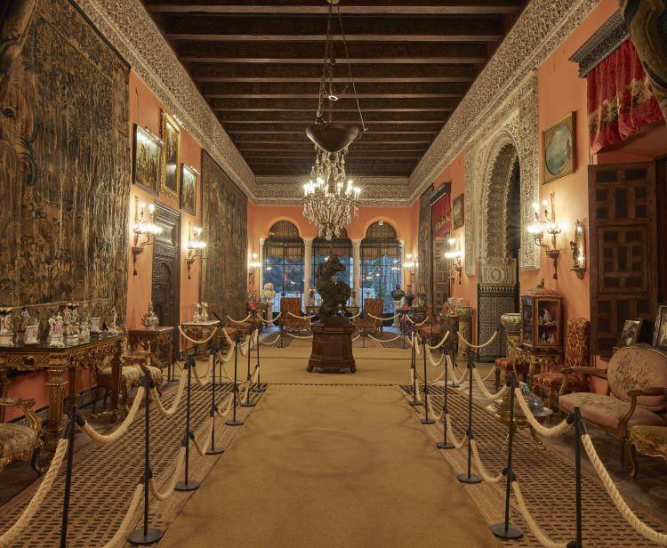 Biglietto del Palazzo Dueñas + Audioguida