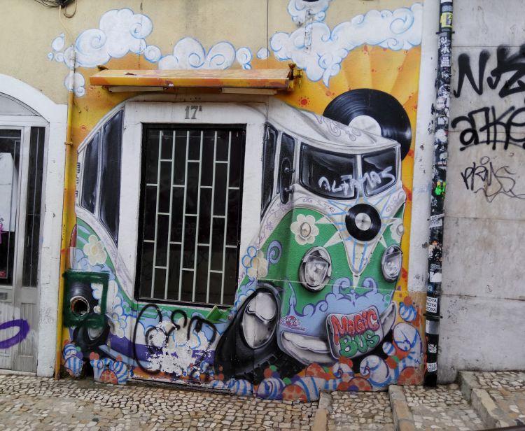 Tour dei Graffiti