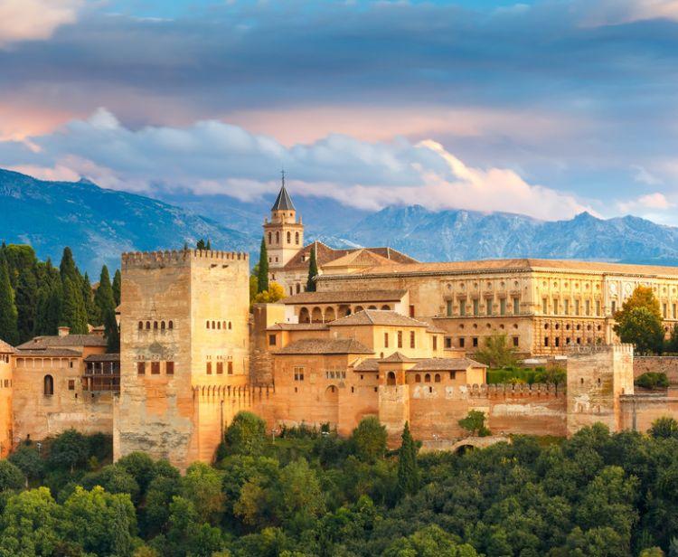 Alhambra + Albaicin Sacromonte