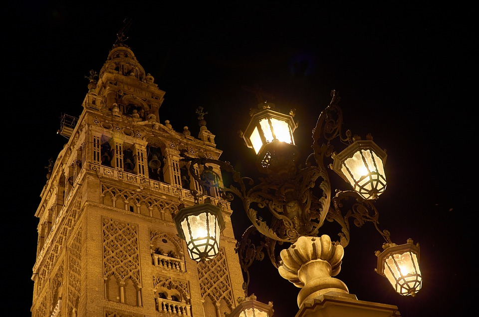 Seville in 400 words