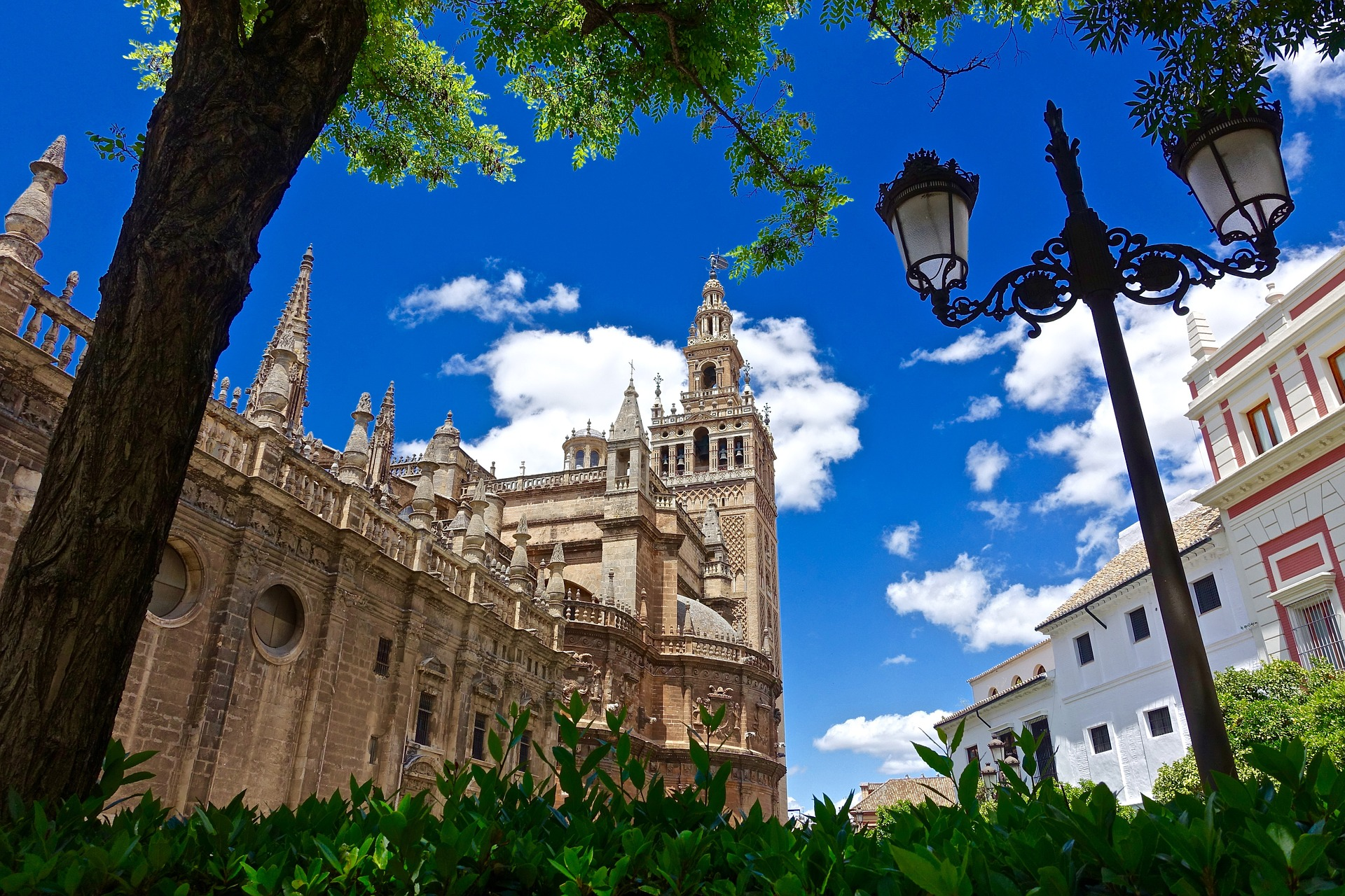 The best excursions in Seville