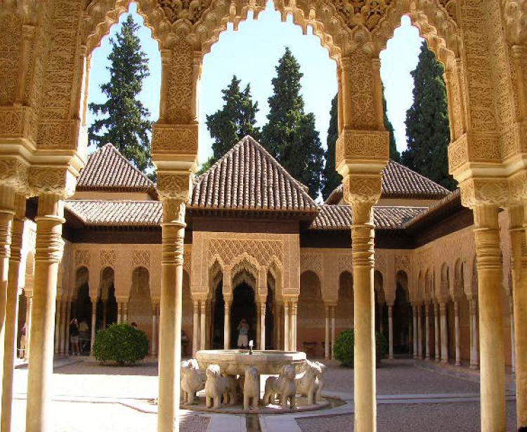 Индивидуальный тур в Альгамбре+билеты