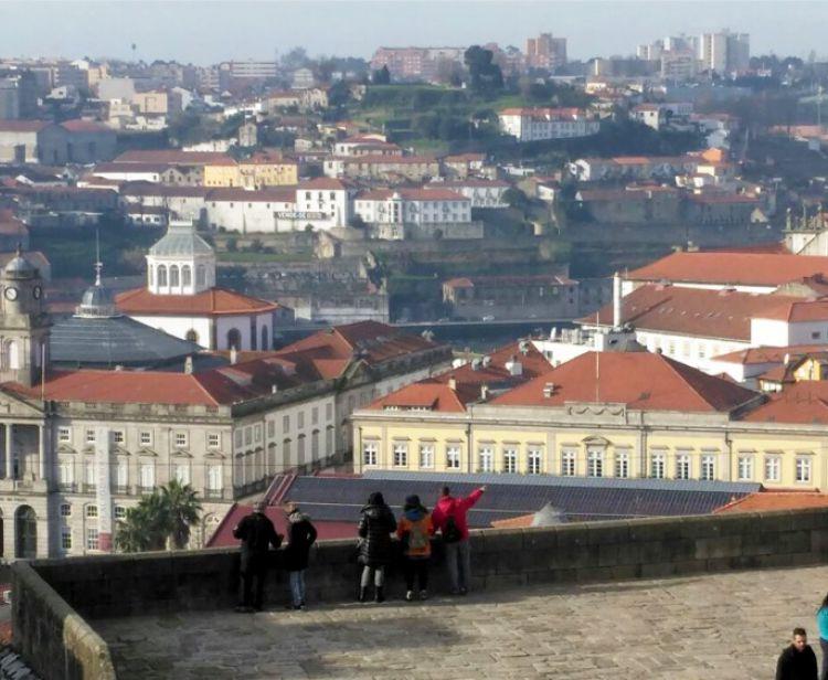Средневековый Порту