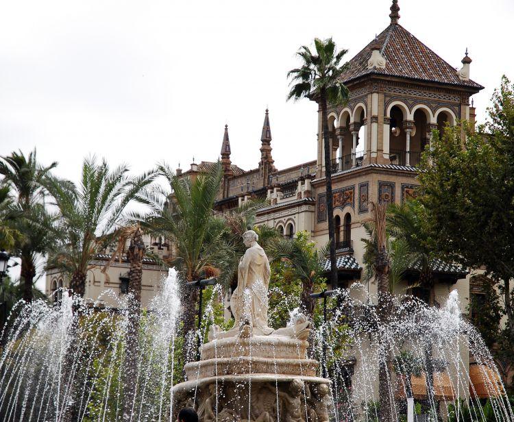 Из Хереса в Севилью