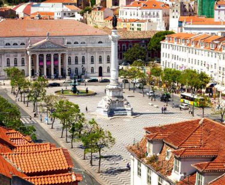 Тагус Тур в Лиссабоне