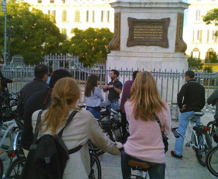 Вело тур в Малаге