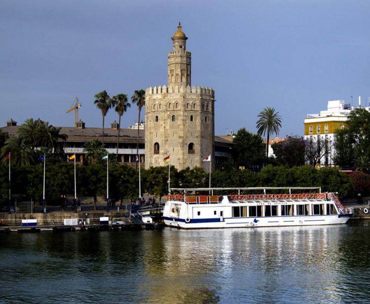 Из Кадиса в Севилью