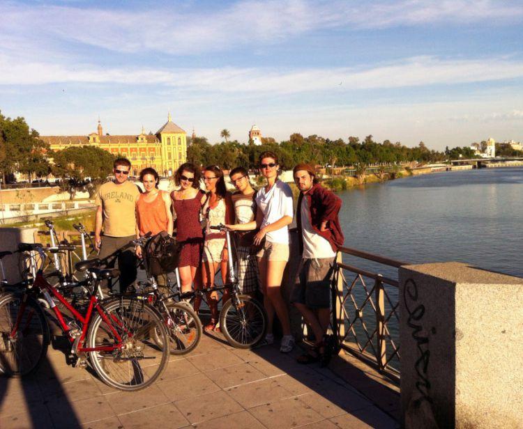Групповой велосипедный тур