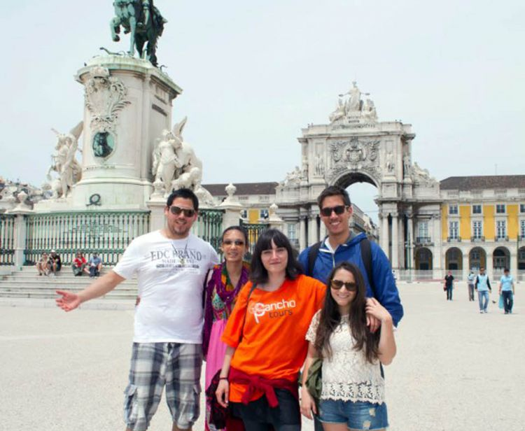 Бесплатный тур Лиссабонский тур в центр города