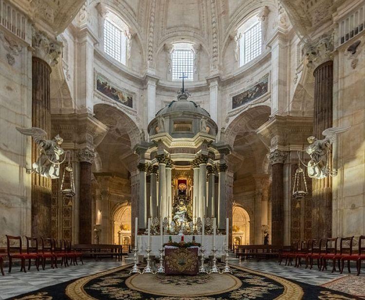 Экскурсия в собор Кадиса