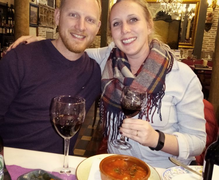 Табанкос и вино