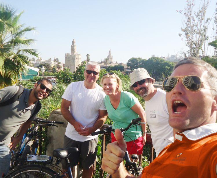 Индивидуальный вело-тур в Севилье
