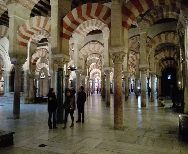 Alcazar Mosque and Cordoba Jewish Quarter