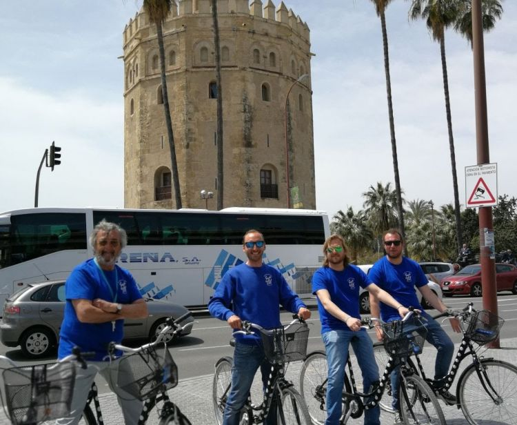 Tours in Seville