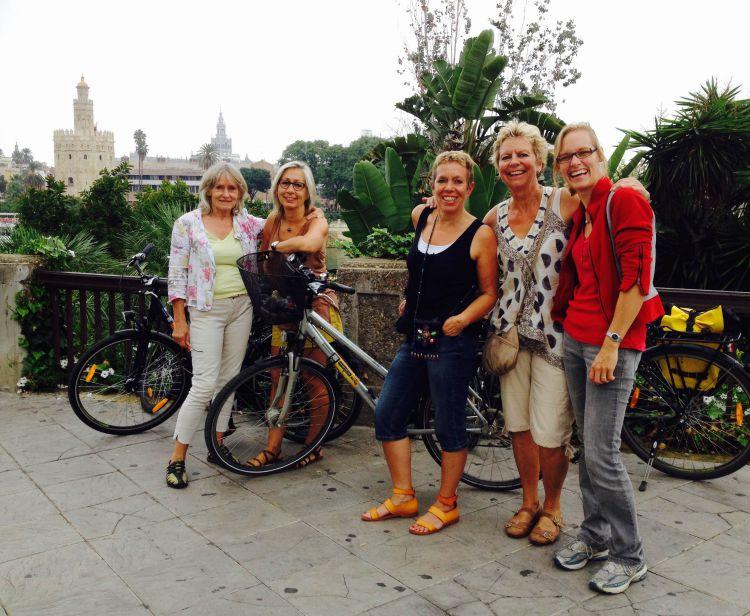 Велосипедный тур по пригородам Севильи