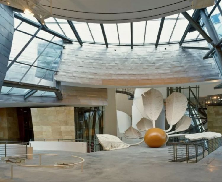 Magic at the Guggenheim Museum
