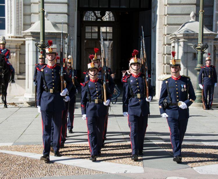 Королевский дворец Мадрида