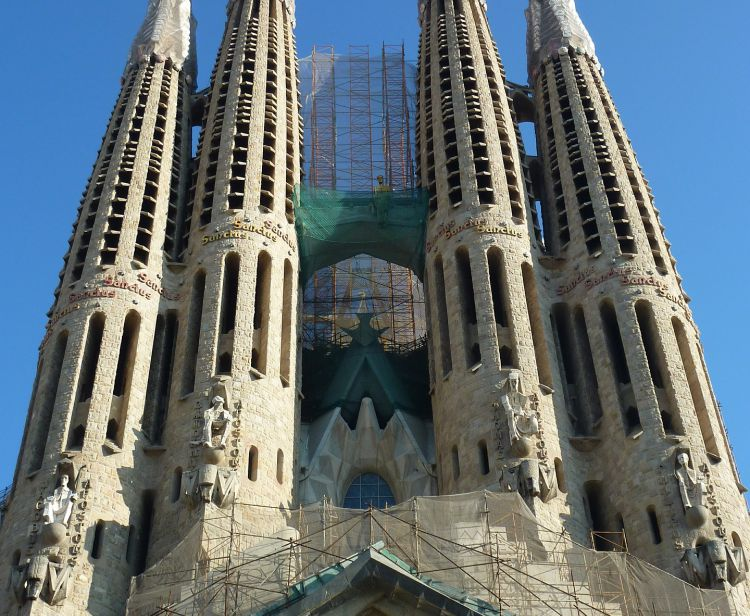 Sagrada Familia: tour with ticket and without queues.