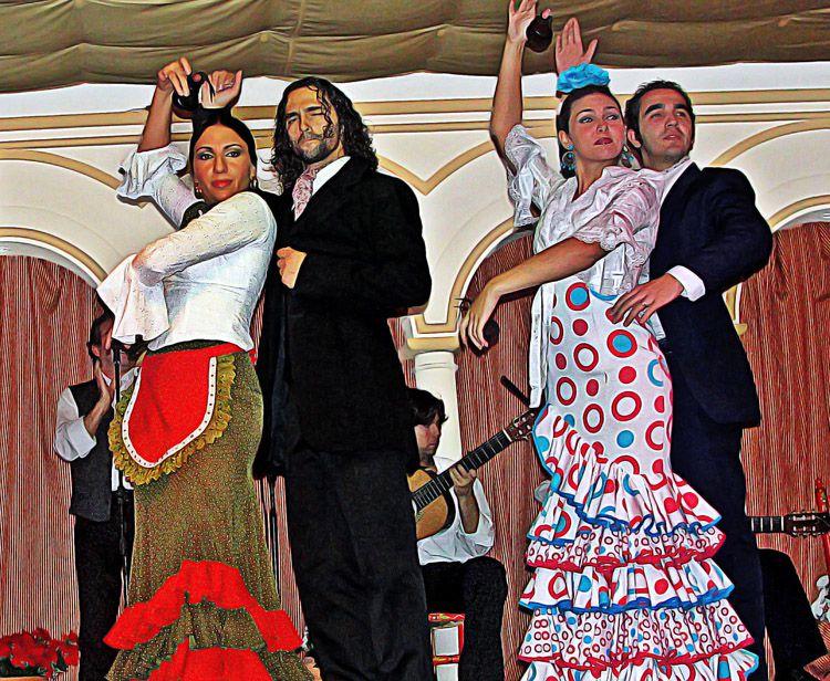 Тур Фламенко в Севилье