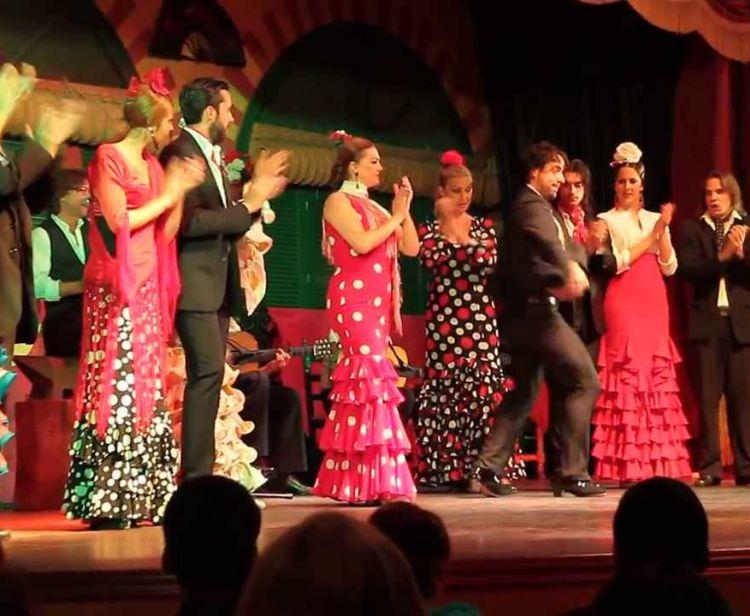 Фламенко шоу